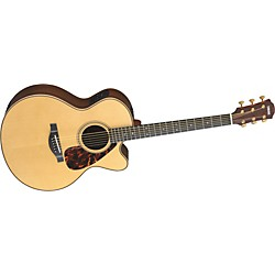 Yamaha LJX26CP Jumbo Acoustic-Electric Guitar (LJX26CP)
