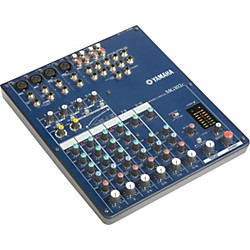 Yamaha MG102C 10-Input Stereo Mixer with Compression (MG102C)