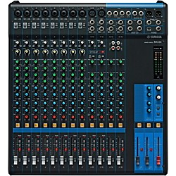 Yamaha MG16 16-Channel Mixer with Compression (MG16)