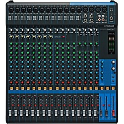 Yamaha MG20 20-Channel Mixer with Compression (MG20)