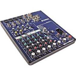 Yamaha MG82CX 8-Input Stereo Mixer with Compression and Effects (MG82CX)