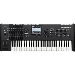 Yamaha MOTIF XF6 61-Key Music Production Synthesizer (MOTIFXF6)
