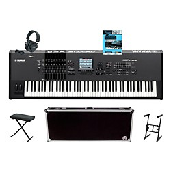 Yamaha MOTIF XF8 88 Key Workstation Package 1 (YAMMOTXF8WP1)