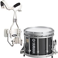 "Yamaha MS9213B 13"" SFZ SNARE BLACK WITH RM-TSFZ ALUM CARRIER (MS9213BF)"