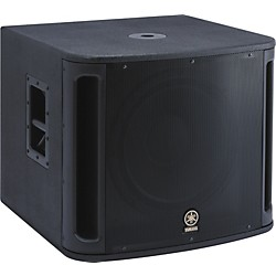 "Yamaha MSR800W 15"" Powered Subwoofer (MSR800W)"