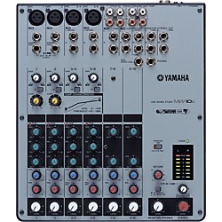 Yamaha MW10C 10-Channel USB Mixer with Compression (RMW10C)