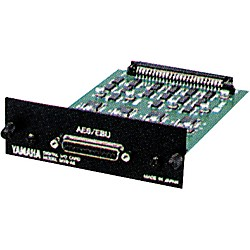 Yamaha MY8AE 8-Channel I/O AES/EBU Card (MY8AE)