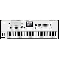 Yamaha Motif XF7 White 76 Key Workstation (MOTIFXF7 WH)