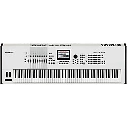 Yamaha Motif XF8 White 88 Key Workstation (MOTIFXF8 WH)