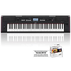 Yamaha NPv80 76-Key High-Level Piaggero Ultra-Portable Digital Piano (NPV80)