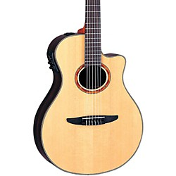 Yamaha NTX1200R Acoustic-Electric Classical Guitar (NTX1200R)