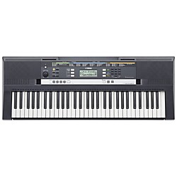 Yamaha PSRE243 61-Key Entry-Level Portable Keyboard (PSRE243)