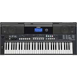 Yamaha PSRE433 61 Key Portable Keyboard (RPSRE433)