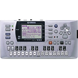 Yamaha QY100 Sequencer Accompaniment Tool (QY100)