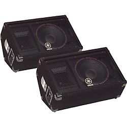 "Yamaha SM10V 2-Way 10"" Club Series Monitor Pair (KIT787350)"