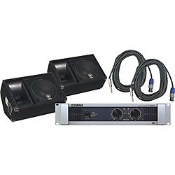 Yamaha SM12V / P3500S Speaker & Amp Package (KIT - 584977)