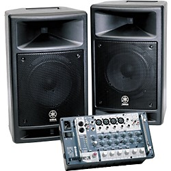 Yamaha STAGEPAS 300 Portable PA System (RSTAGEPAS 300)