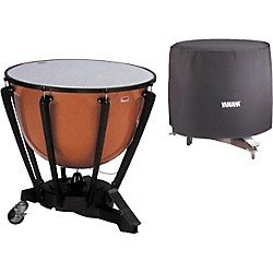 "Yamaha TP-4229 Standard Series 29"" Pedal Timpani with Cover (TP-4229AC KIT)"