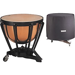 "Yamaha TP-6229 Intermediate Series 29"" Copper Pedal Timpani with Cover (TP-6229AC KIT)"