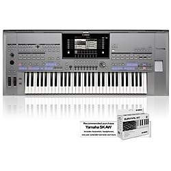 Yamaha Tyros5 61-Key Arranger Workstation (TYROS5-61)