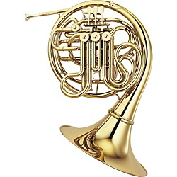 Yamaha YHR-668DII Professional Double French Horn (YHR-668DII)