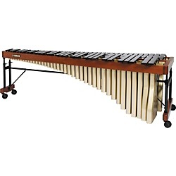 Yamaha YM5104AC Custom 5.5 Octave Rosewood Marimba with Cover (YM-5104AC KIT)