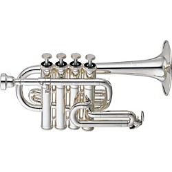 Yamaha YTR-6810S Series Bb / A Piccolo Trumpet (YTR-6810S)
