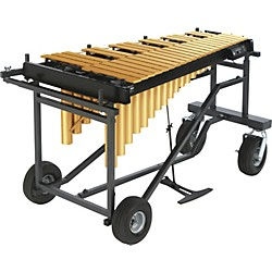 Yamaha YVT-2700GC Intermediate Tough-Terrain Frame Vibraphone w/Cover (YVT-2700GC KIT)