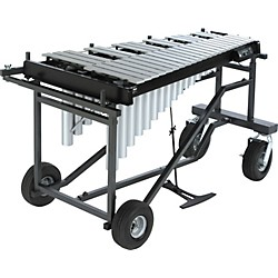 Yamaha YVT2700C Intermediate Vibraphone w/Tough-Terrain Frame & Cover (KIT-475909)
