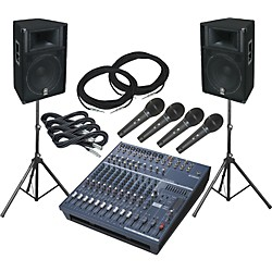 Yamaha Yamaha EMX5014 / S115V PA Package (KIT772884)