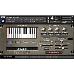 ZapZorn Elements Sound Design Software Software Download (1035-287)