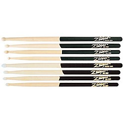Zildjian 6-Pair DIP Drumsticks (KIT774538)