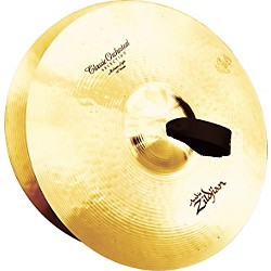 Zildjian Classic Orchestral Crash Cymbal Pair (A0759)