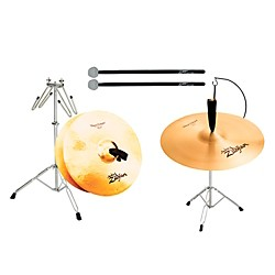 Zildjian Classic Orchestral Cymbal Educator Pack (CYM-PACK-KIT-01)