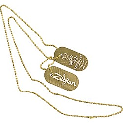 Zildjian Dog Tags (T3904)