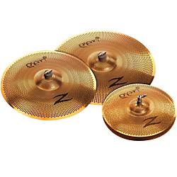 Zildjian Gen16 Buffed Bronze Quiet Cymbal Pack (G16-QCP)