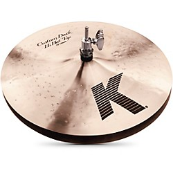 Zildjian K Custom Dark Hi-Hat Cymbal Pair (K0940)