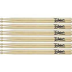 Zildjian Maple Drumsticks 6-Pack (JZM-6Pk)