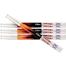 Zildjian Travis Barker Signature Drumsticks Buy Three Get One Free (KIT769835)