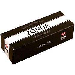 Zonda Supreme Bass Clarinet Reed (ZC1225)
