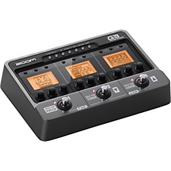 Zoom G3 Guitar Multi Effects Pedal and Looper (ZG3)