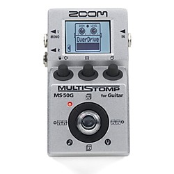Zoom Multistomp MS50G Pedal (ZMS50G)