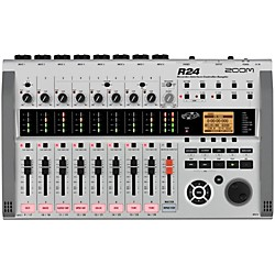 Zoom R24 Multitrack Recorder/Interface/Controller/Sampler (ZR24)
