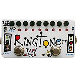 Zvex Hand-Painted Ringtone TT Ring Modulation Guitar Effects Pedal (USED004000 RT-PAINTED)