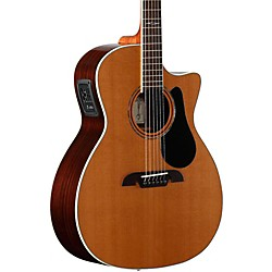 alvarez Artist Series AG75CE Grand Auditorium Acoustic-Electric Guitar (AG75CE)