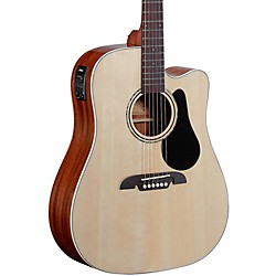 alvarez Regent Series Dreadnought Cutaway Acoustic-Electric Guitar (RD26CE)