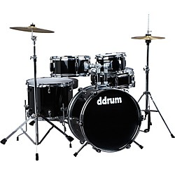 ddrum D1 5-Piece Junior Drum Set with Cymbals (D1 MB)