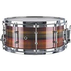 ddrum Dios Solid Maple Snare Drum (DIOSSD6.5X14ZEBRA)
