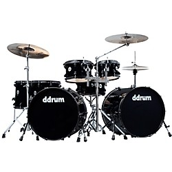 ddrum Journeyman Double Down 7-Piece Drum Kit (JMDD722 MB)