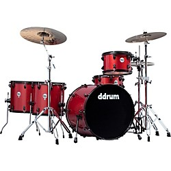 ddrum Journeyman Rambler 5-Piece Drum Kit (JMR522 RSP)
